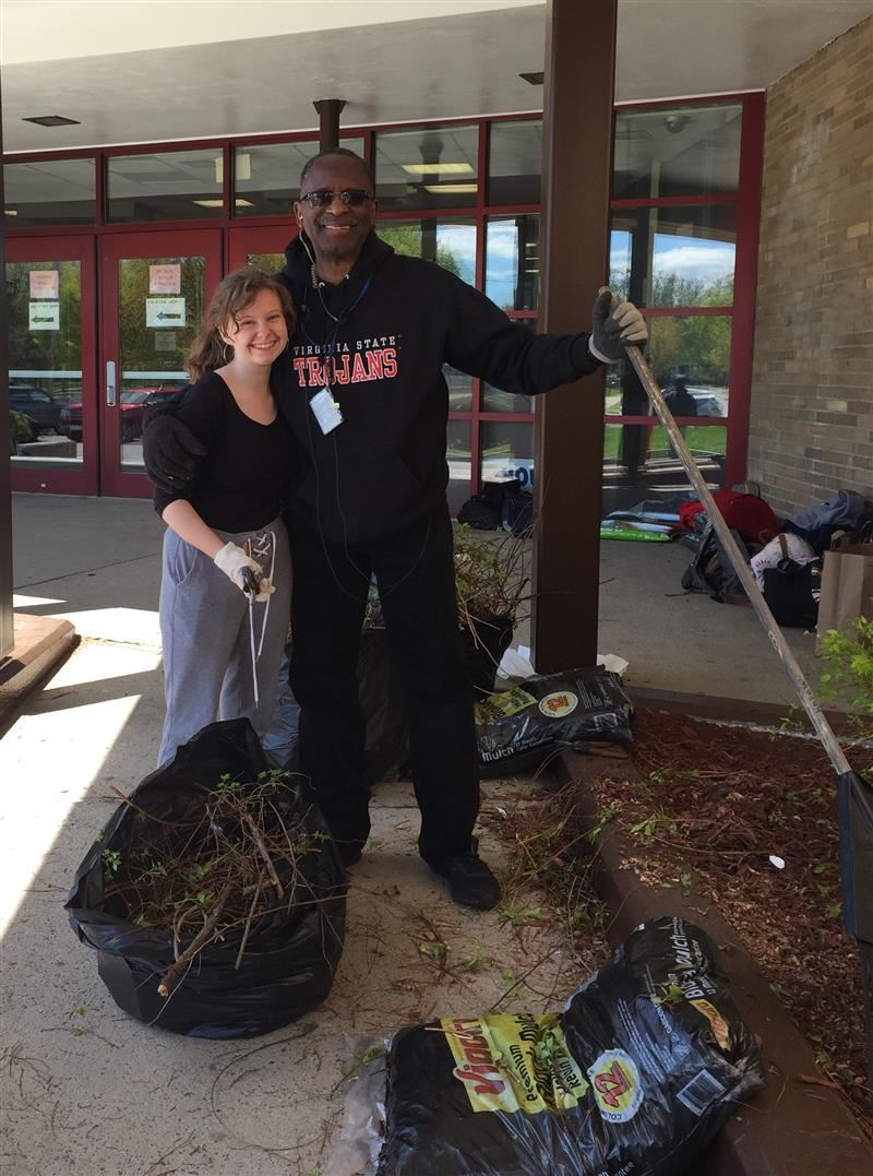Earth Day at PHS