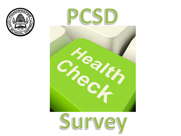 PCSD Health Check Survey