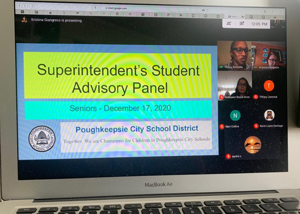 Virtual Superintendent's Student Advisory Panel