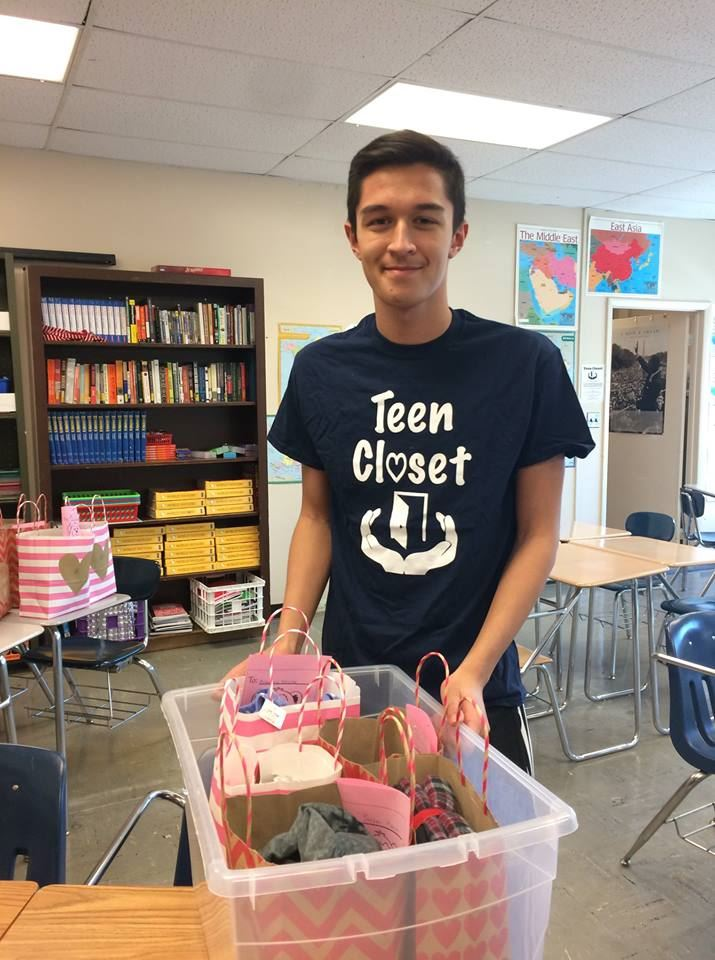 PHS Teen Closet Is Looking For Donations!