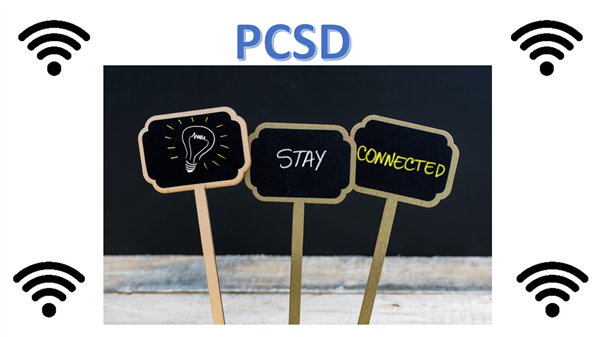PCSD Stay Connected