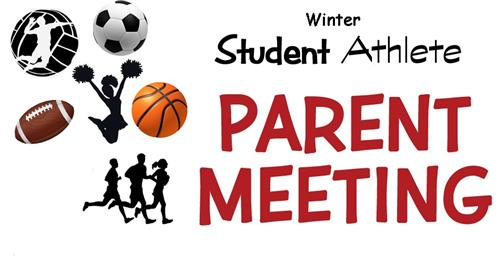 Mandatory Winter Athletic Parent Information Night