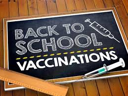 Click here for important information about vaccinations!