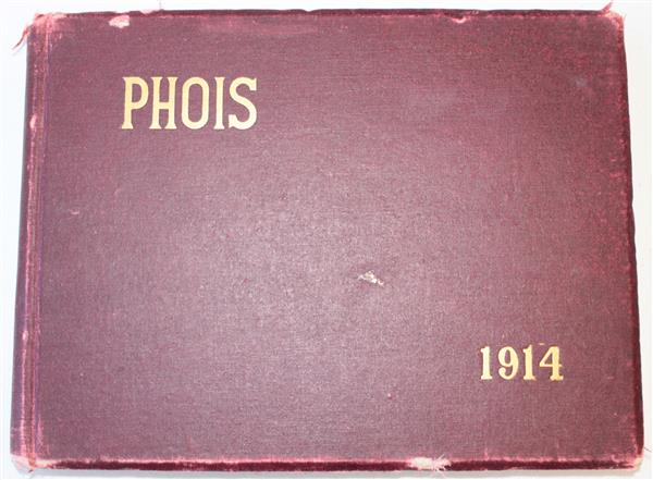 Cover of 1914 Phois