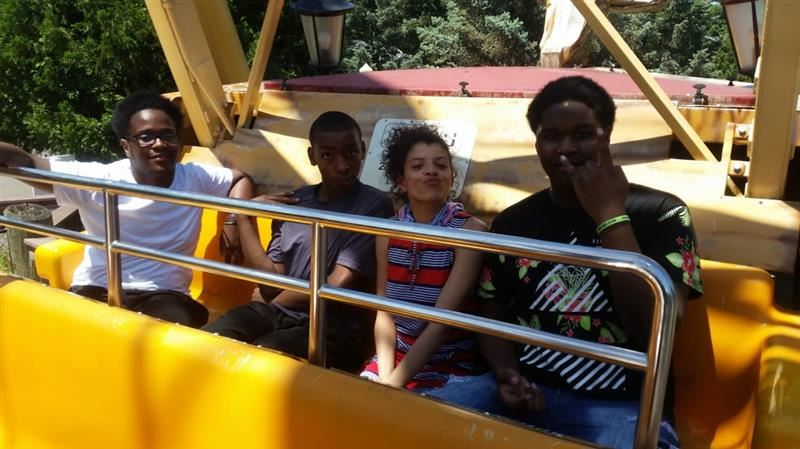 P.A.C.E. Academy Students Go to Lake Compounce