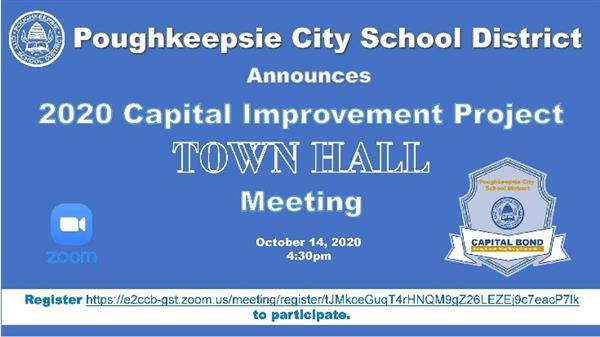 CIP Town Hall