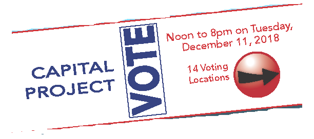 DC BOCES Capital Project Vote- - Polls Open Noon to 8 PM