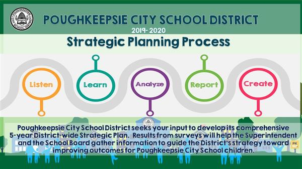 PCSD Strategic Planning Process