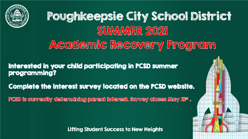 summer program slide