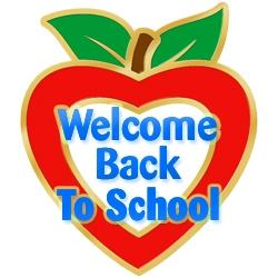 Superintendent's Welcome Back Letter