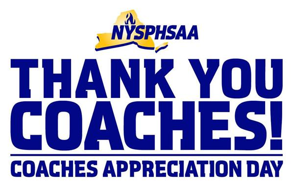 Thank you Coaches!!