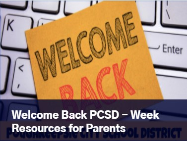 Welcome Back PCSD Week